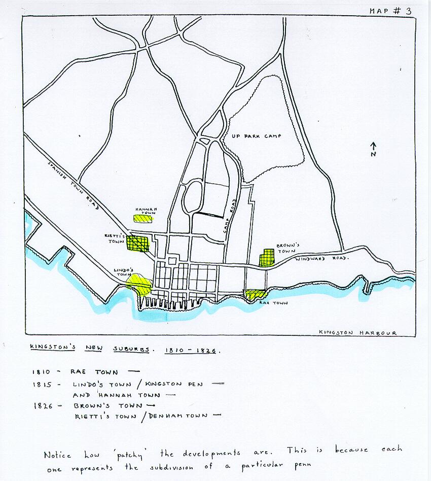 History of Kingston Jamaica  part 2