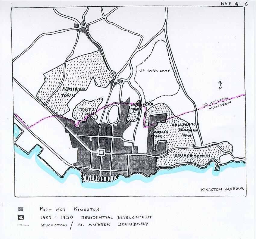 History of Kingston  part 3